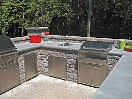 outdoor kitchens and summer kitchens idea u0026 photo gallery