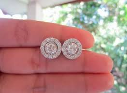 diamond earrings philippines 6 00 carat illusion diamond white gold detachable earrings