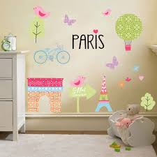Girls Bedroom Artwork Wall Art Stickers For Childrens Bedroom Color The Walls Of Your