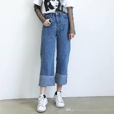 High Waist Bootcut Jeans Summer Boyfriend Jeans For Women 2017 Sale Womens Tapered High