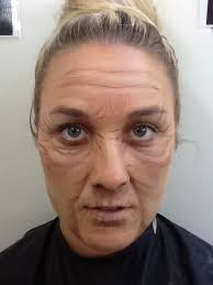 stage makeup classes 1000 ideas about age on couples faces and