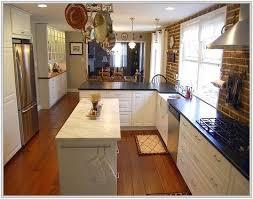 narrow kitchen ideas small kitchen ideas comfortable best 25 narrow kitchen island