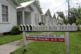 project houses day trips project row houses houston former shotgun houses get