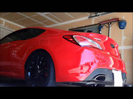 hyundai genesis coupe torque 2013 hyundai genesis coupe 3 8 r spec exhaust sounds race