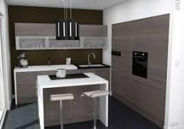 cuisine avec ilot central evier ilot central cuisine avec evier élégant cuisine avec ilot centrale
