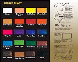 chromacryl student acrylic 500 ml 16 oz the paint spot