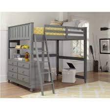 Bunk Bed With Desk Loft Beds With Desks On Hayneedle Bunk Beds With Desks