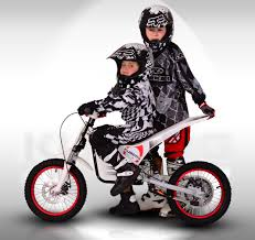 kids motocross bike the kuberg trial e an electric trial bike for kids autoevolution