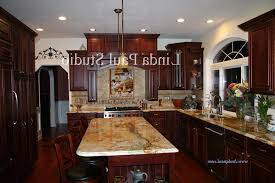 cherry kitchen islands cherry kitchen cabinets with granite countertops beige granite