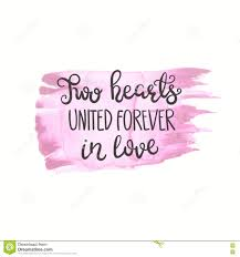 romantic quote love text for valentine day greeting card design