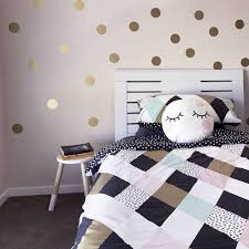 buy wall stickers for girls online gorgeous design in removable gold spots removable decals in the ward home