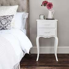 Ikea White Bedroom Side Tables Modern Nightstands Hospital Bedside Table Bedroom Laptop Overbed