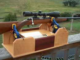 Make Your Own Gun Cabinet Homemade Gun Cleaning Stand Plans Projects Near Pinterest