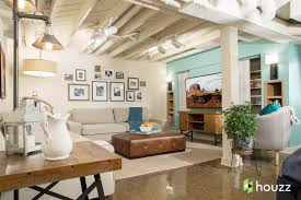 houzz home design jobs kristen bell brings her sister to tears with a basement makeover