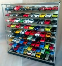 diecast toy vehicle display cases stands ebay acrylic aluminium display cabinet vitrine showbox 100 for 1 43