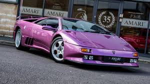 used lamborghini diablo jay kay u0027s purple lambo diablo from u0027cosmic u0027 could be yours