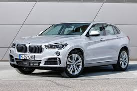 futuristic cars bmw bmw x2 will go official this year