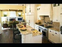 kitchen sitting room ideas small open concept kitchen open kitchen and living room ideas open