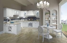 the color white in kitchen design