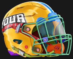 custom photoshop psd helmet template and mockup sports templates