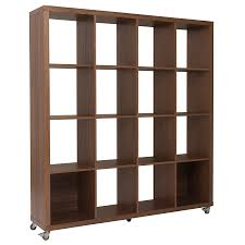 modern shelves sabra 16 cube rolling shelves eurway