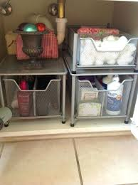 Organizing Bathroom Drawers Under Counter Storage Drawers Bathroom Cabinet Storage Drawers