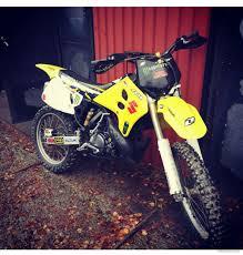 suzuki rm 250 rm 250cc 250 cm 1993 viitasaari motorcycle