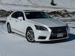 best lexus awd review 2013 lexus ls460 awd goes like silk the fast lane car