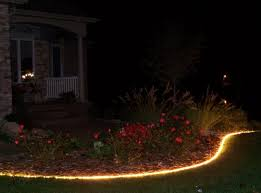 rope light string light mounting