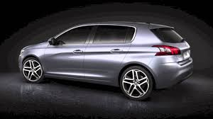 peugeot 307 new peugeot 308 2014 youtube