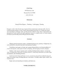 mesmerizing handyman resume templates with additional 5 consumer