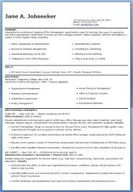 office manager resumes office manager resume exles office assistant resume sle