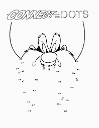 printable kids activities dot to dot coloring pages free for kids preschool learning online