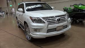 lexus lx 570 invader price lexus lx570 custom car レクサスlx570 カスタムカー youtube