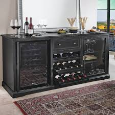 Wine Cabinet With Cooler by Freestanding Wine Cooler Cabinet 96 With Freestanding Wine Cooler