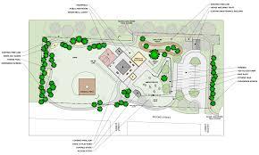 Amphitheater Floor Plan by Max Illman Landscape Design