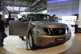 nissan patrol western australia 2011 nissan patrol details and images released photos 1 of 20