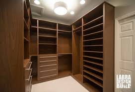 built in walk in closets top expresso custom walk in closet with