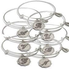 initials bracelet authentic ryann alphabet initials a z expandable bracelets
