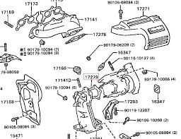 toyota part need part for oxygen sensor gasket i can t find it on carfiche