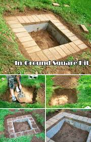 Build A Backyard Fire Pit by Top 31 Diy Ideas To Build A Firepit On Budget Amazing Diy