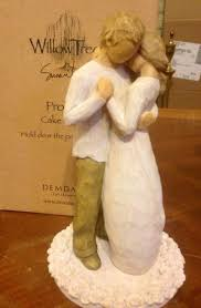 willow tree wedding cake topper wedding cake toppers willow tree image cake topper came in its so