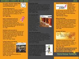 san diego november events 2015