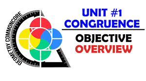common core geometry unit 1 overview youtube