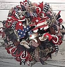 4th of july wreaths patriotic wreath 4th of july wreath fourth of july wreath