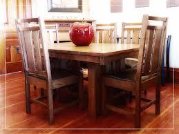 braeburn harvest dining table with notched legs u2013 appleton