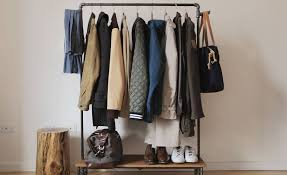bedroom excellent urban pipe clothing racks garment pertaining to