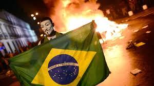 The Flag Of Brazil The Ninjas In Brazil