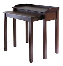 black friday computer desk amazon com winsome wood kendall computer desk kitchen u0026 dining