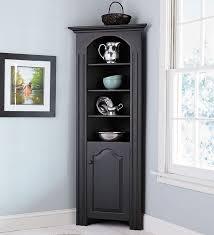 display china cabinets furniture storage cabinets ideas corner china cabinet black beautifying